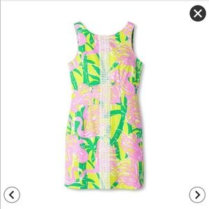 Lilly Pulitzer for Target 20 fan dance dress